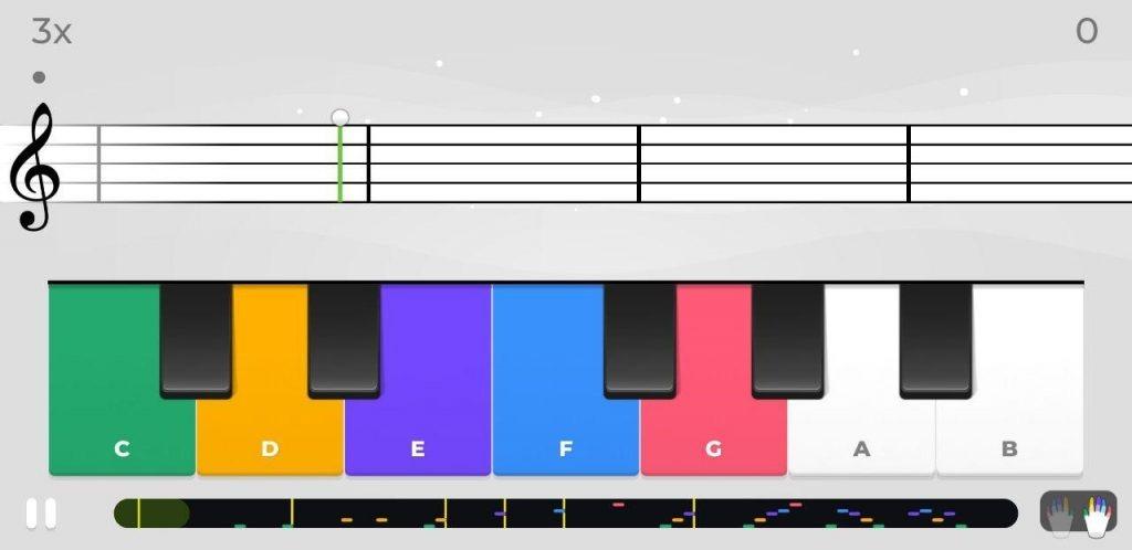 اپلیکیشن آموزش پیانو