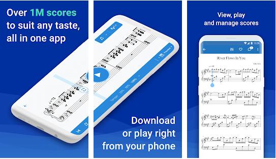 اپلیکیشن MuseScore