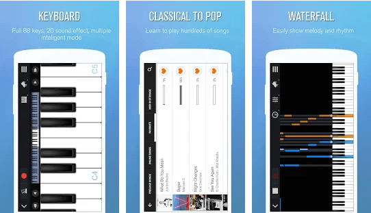 اپلیکیشن Perfect Piano