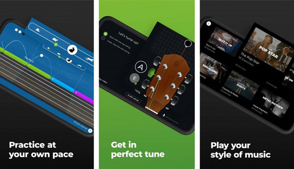 اپلیکیشن یادگیری موسیقی Yousician