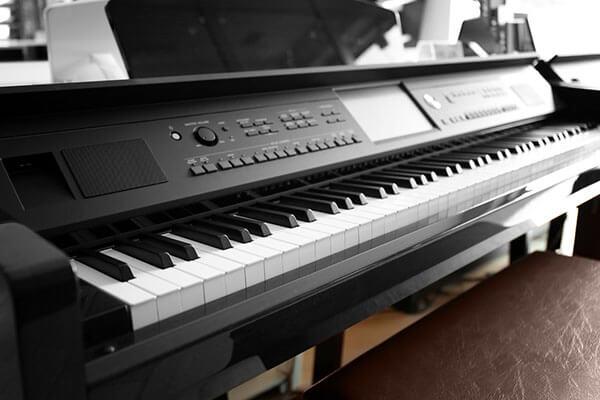 انواع پیانو دیجیتال