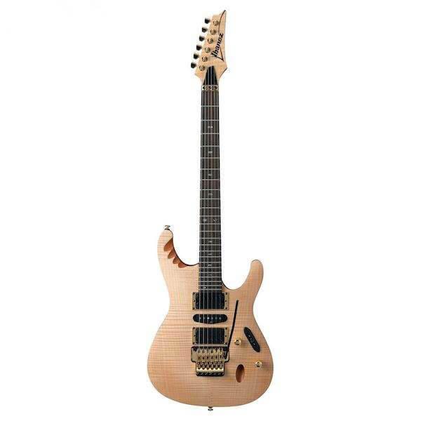 گیتار الکتریک آیبانز مدل EGE N8-PLB: 24 فرت